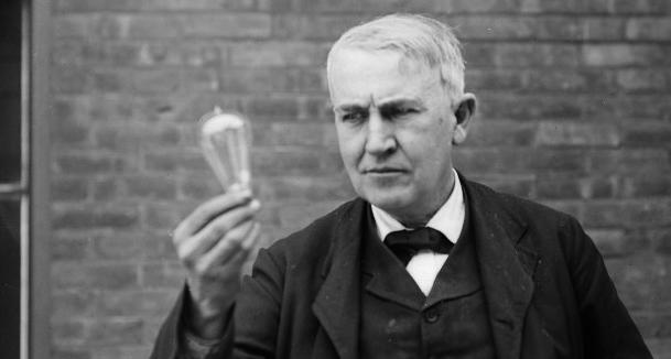 Ascension Succès _ Napoleon Hill _ Détermination du But _ Thomas Edison