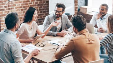 Le travail d'équipes est indispensable pour atteindre le succès à grande échelle