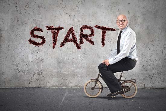 Se mettre dans la peau d'un débutant permet d'accélérer grandement la vitesse d'apprentissage !