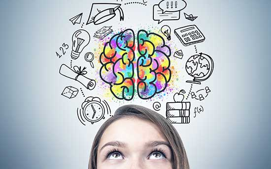 Le cerveau ne fait pas la différence entre ce qui est réel ou ce qui est imaginaire.