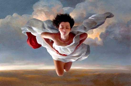 Lors d'un rêve lucide, votre corps est endormi, mais votre esprit demeure lucide et vigilant.